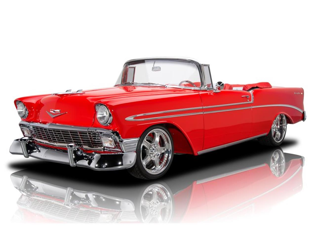 1956 Chevrolet Bel Air for sale in Charlotte, NC