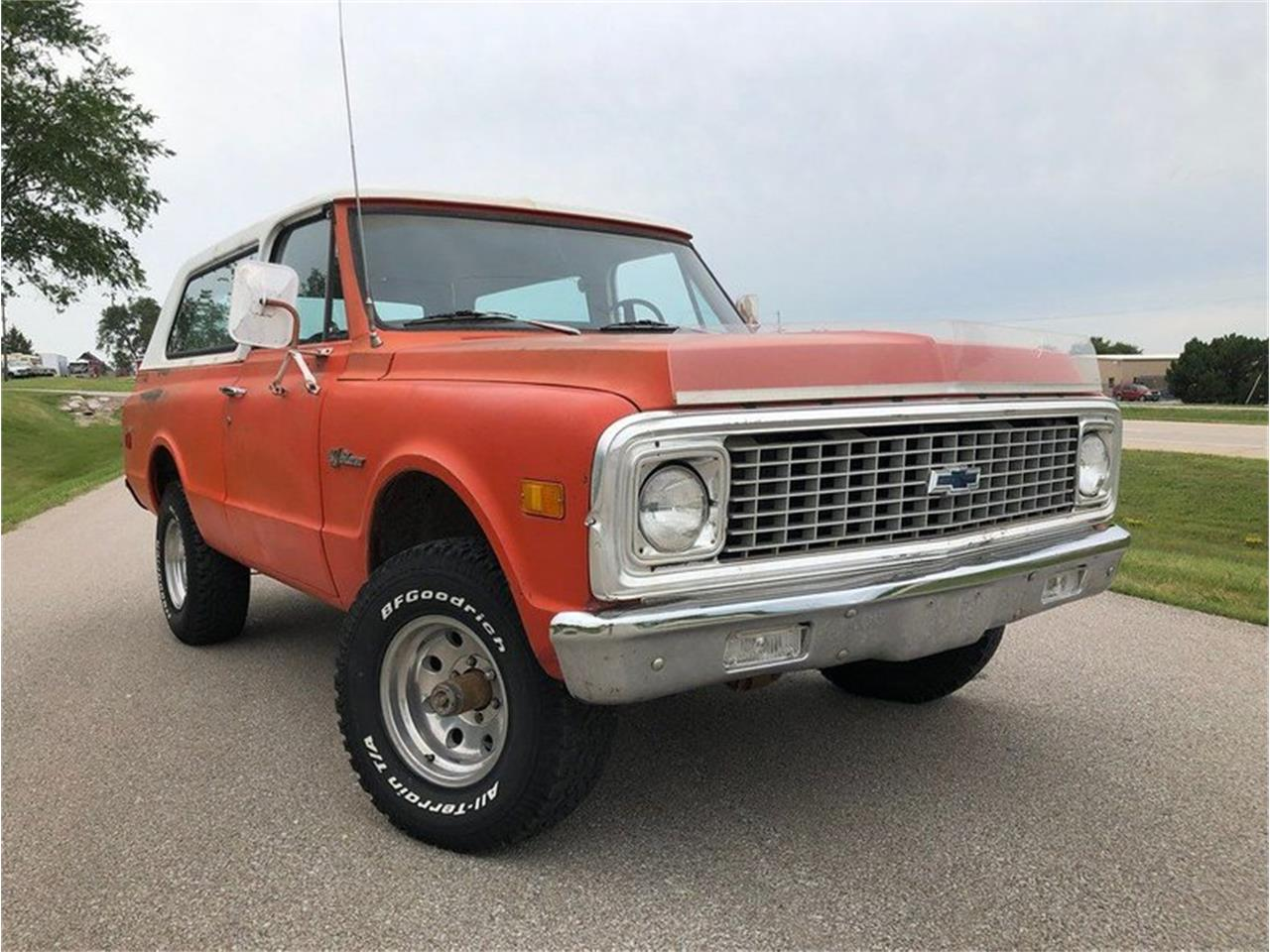 1972 Chevrolet Blazer for sale in Lincoln, NE – photo 5