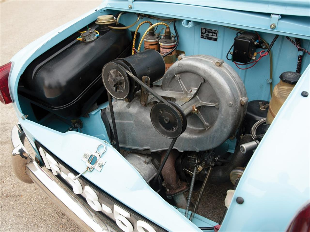 1959 Vespa 400 for sale in Monteira, Other – photo 3