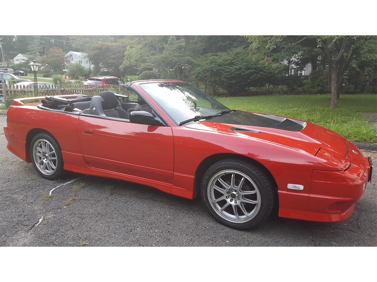 1994 Nissan 240SX for sale in Norwalk, CT / classiccarsbay.com