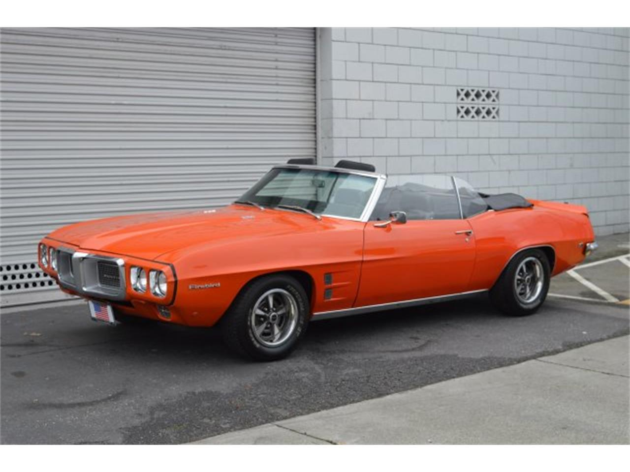 1968 Pontiac Firebird for sale in San Jose, CA – photo 9