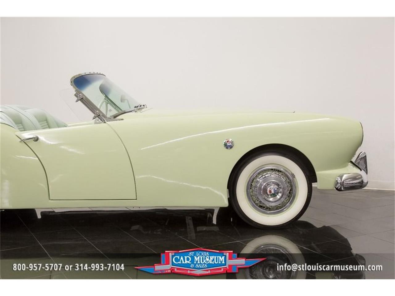 1954 Kaiser Darrin for sale in St. Louis, MO – photo 27
