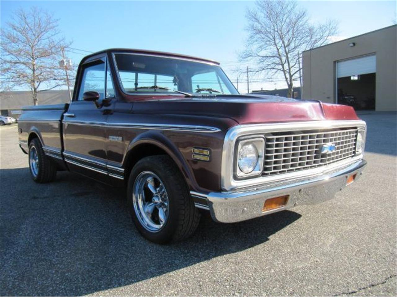 1972 Chevrolet C10 for sale in Cadillac, MI – photo 9