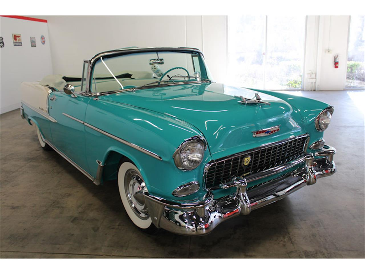 1955 Chevrolet Bel Air for sale in Fairfield, CA – photo 5