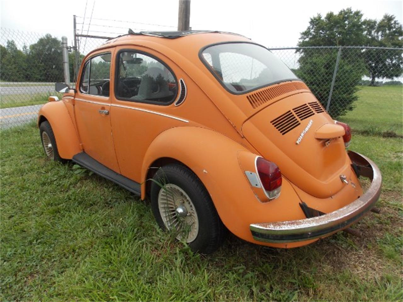1972 Volkswagen Super Beetle for sale in Gray Court, SC – photo 5