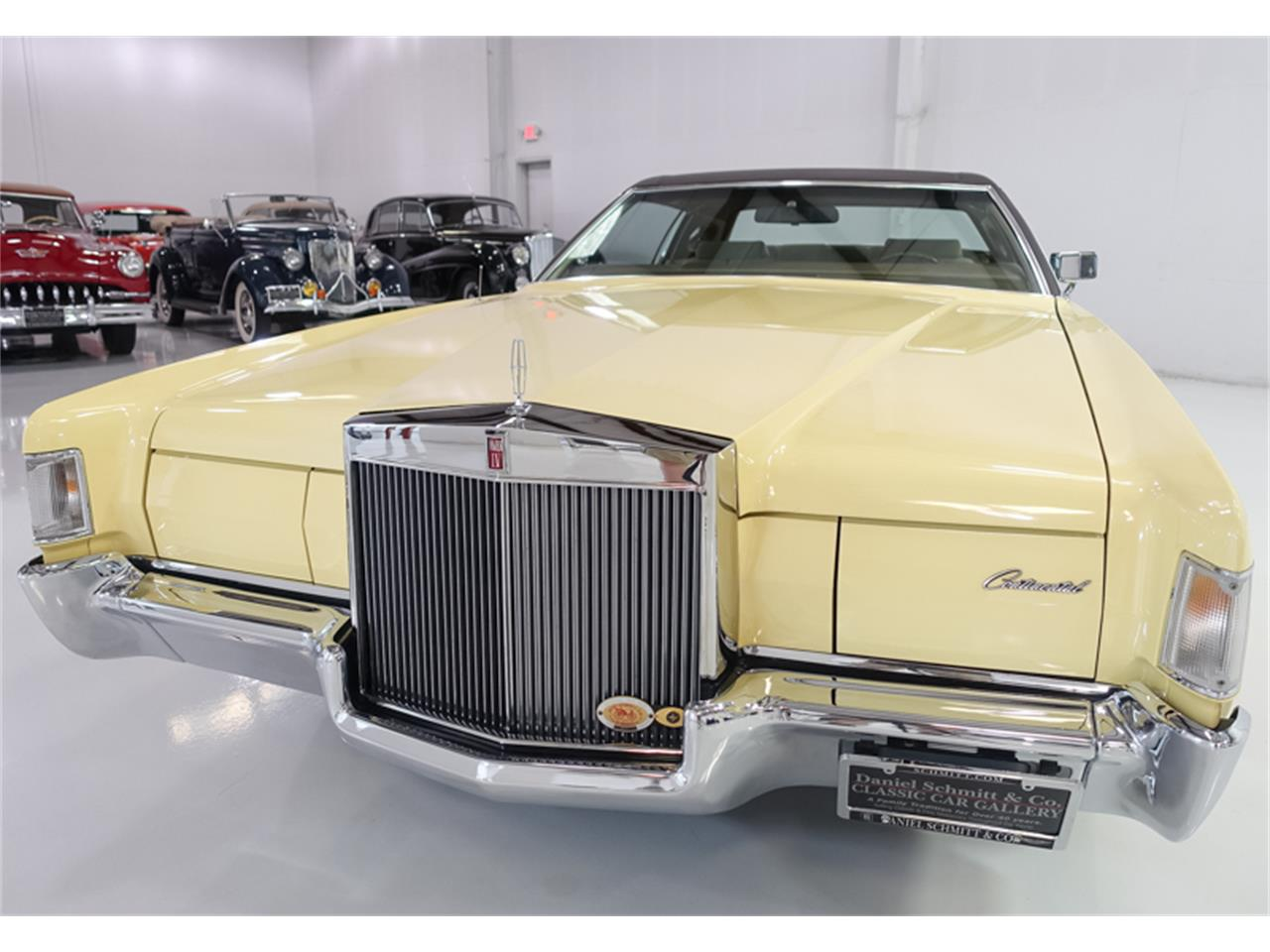 1972 Lincoln Continental Mark IV for sale in St. Louis, MO – photo 3