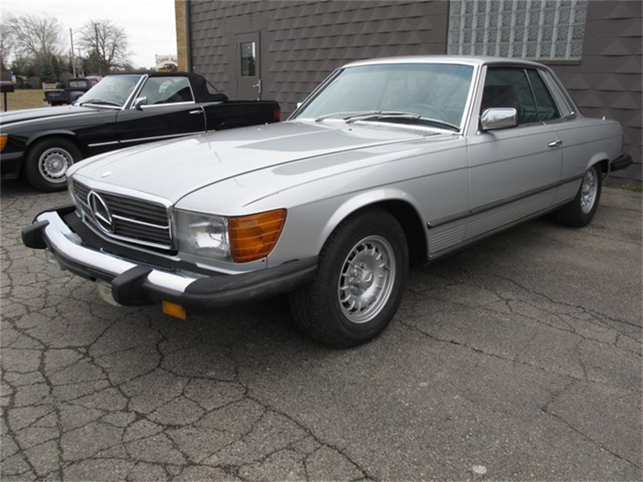 1977 Mercedes-Benz 450SLC for sale in Troy, MI – photo 9