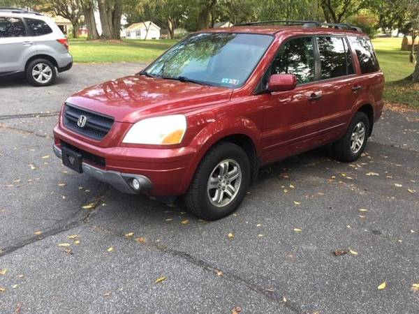 2003 honda pilot for sale in reading pa classiccarsbay com classiccarsbay