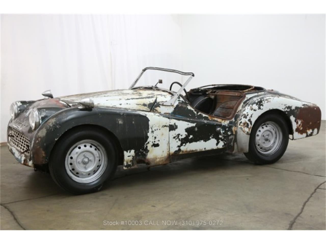 1960 Triumph TR3A for sale in Beverly Hills, CA – photo 7