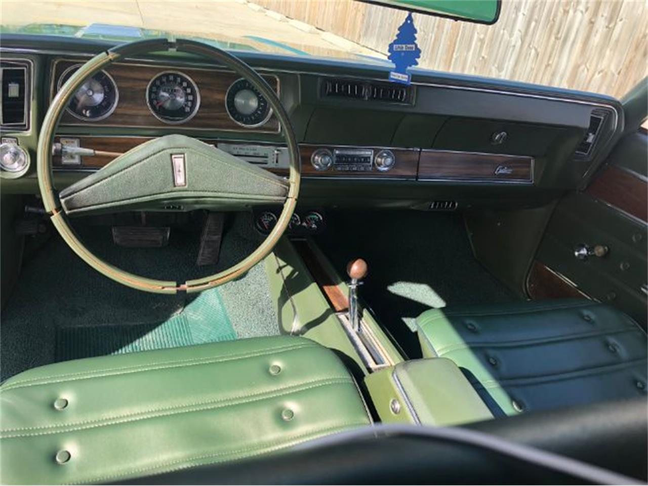 1972 Oldsmobile Cutlass for sale in Cadillac, MI – photo 24