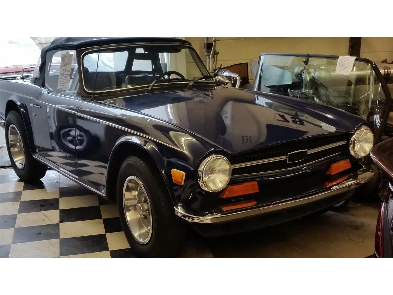 1973 Triumph TR6 for sale in Carnation, WA – photo 6