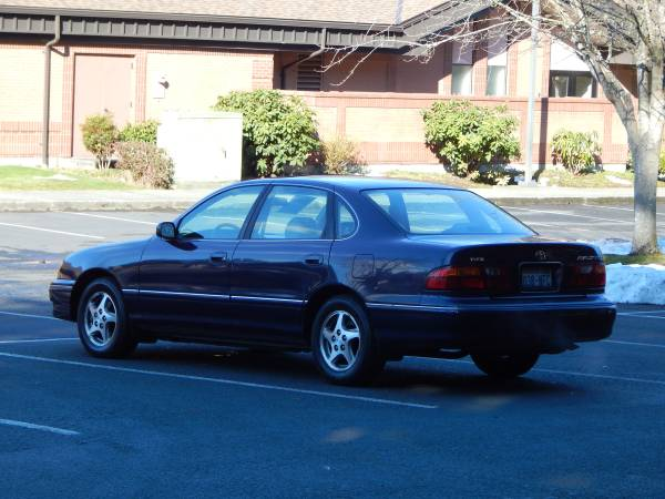 The Best 1998 Toyota Avalon Xls For Sale