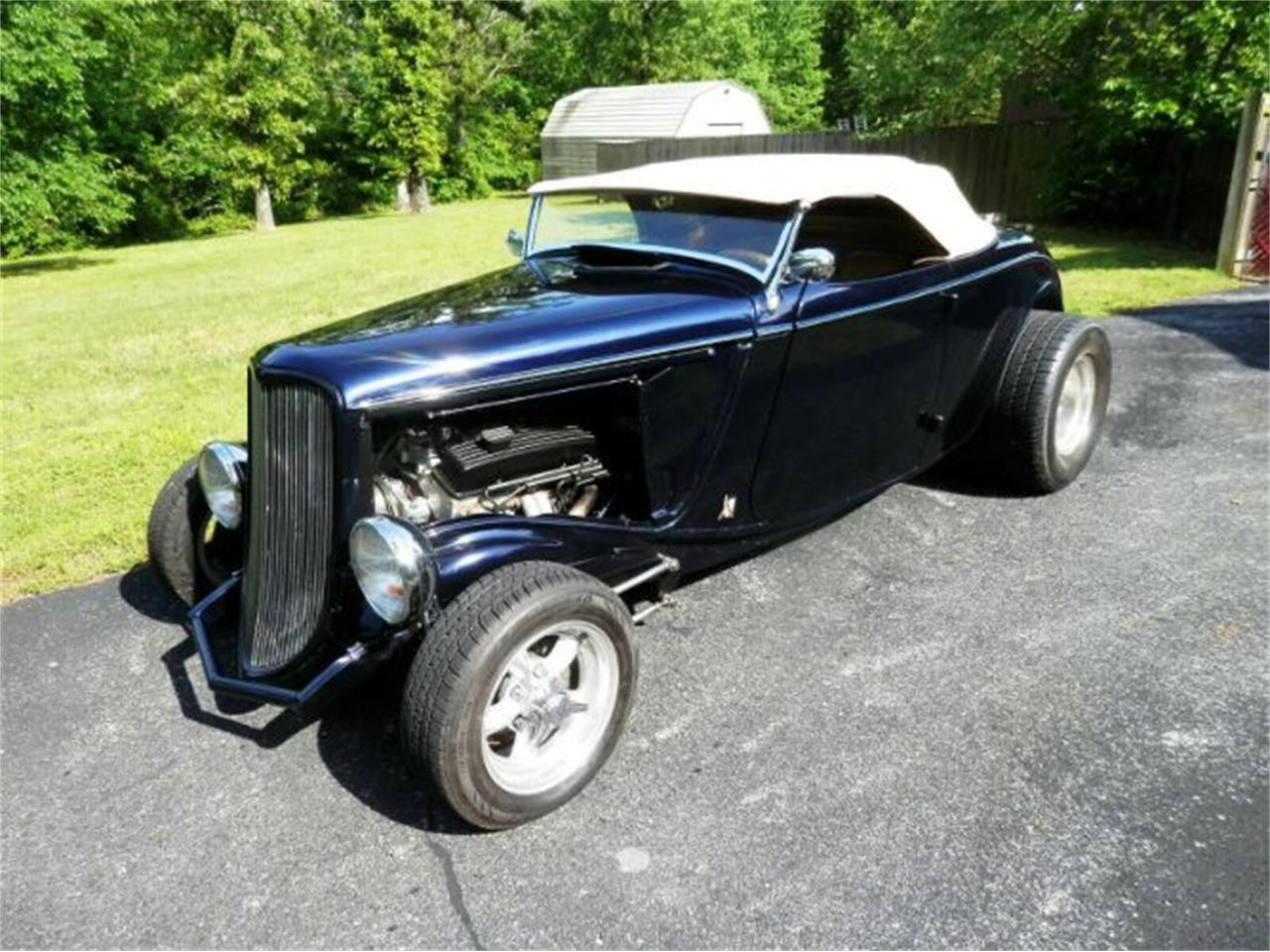 1933 Ford Roadster for sale in Cadillac, MI – photo 11