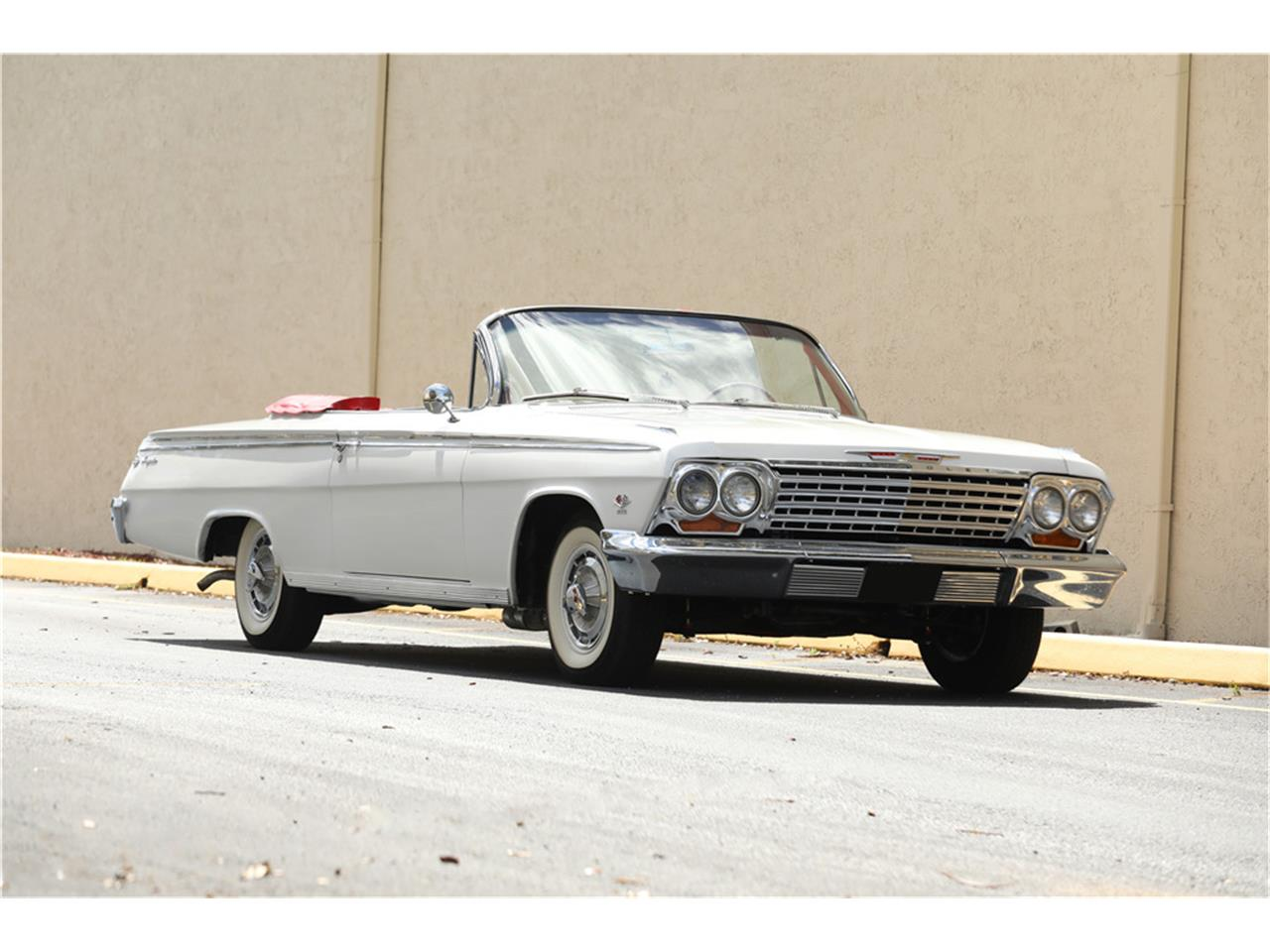 1962 Chevrolet Impala SS for sale in West Palm Beach, FL
