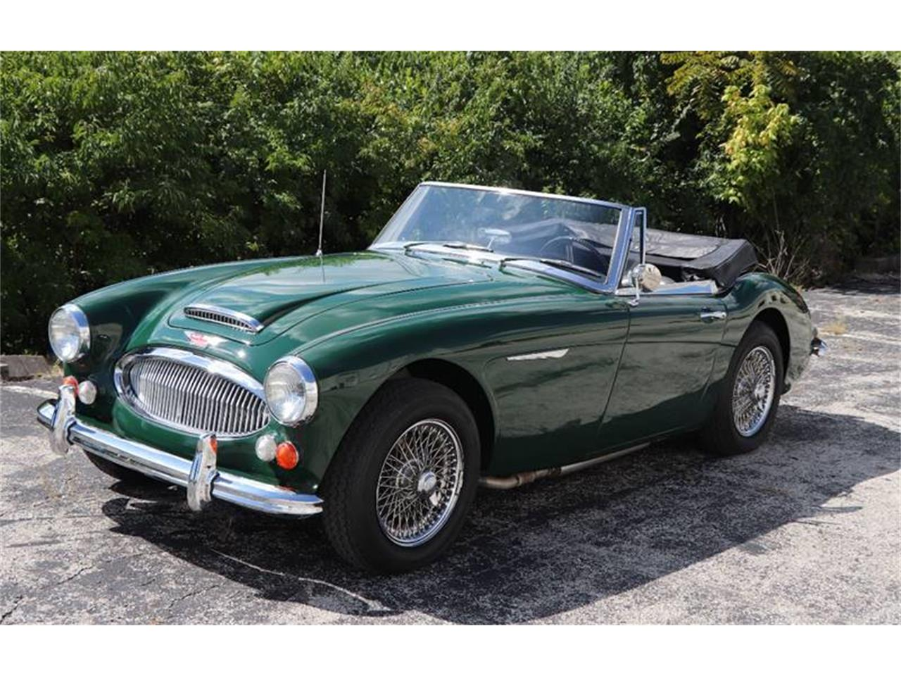1967 Austin-Healey 3000 Mark III BJ8 for sale in St Louis, MO – photo 4