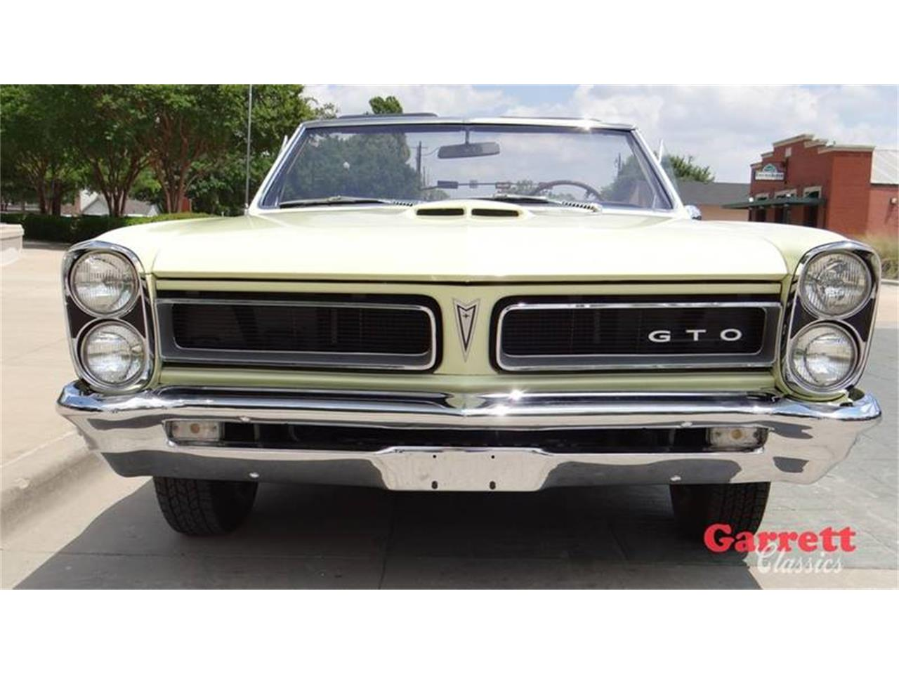 1965 Pontiac GTO for sale in Lewisville, TX – photo 10