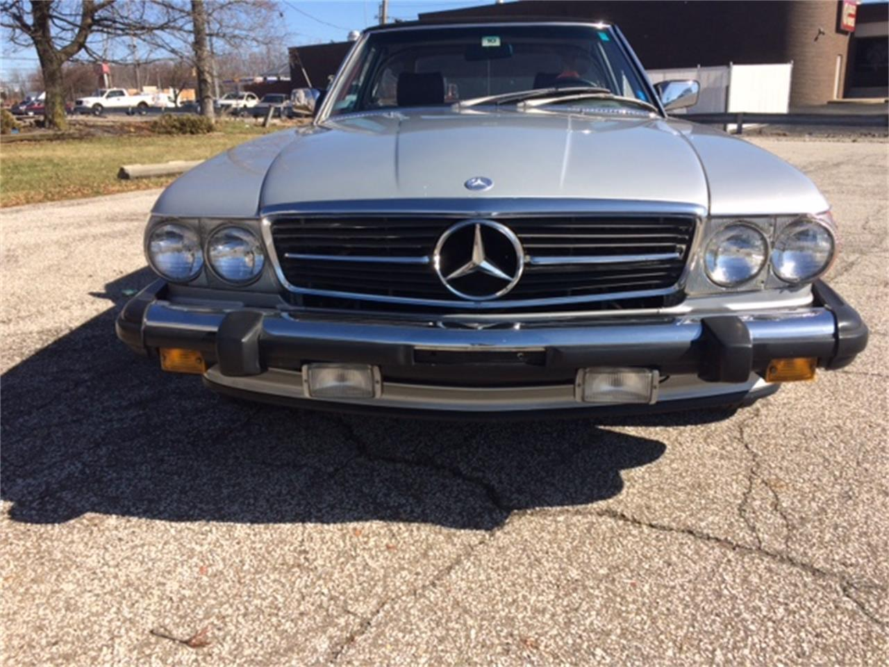 1986 Mercedes-Benz 560SL for sale in Bedford Heights, OH ...