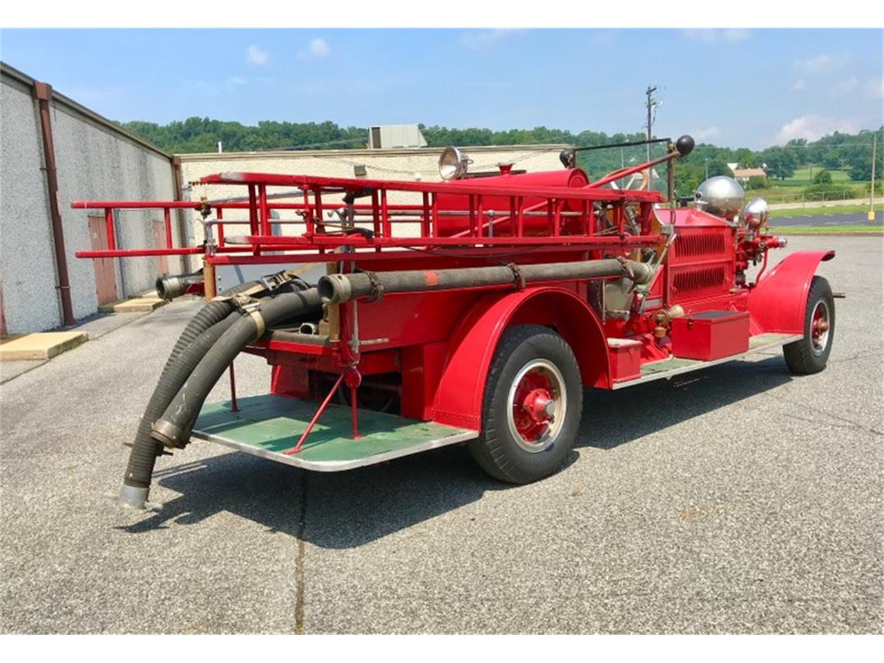1920 Ahrens-Fox Fire Truck for sale in Morgantown, PA – photo 5