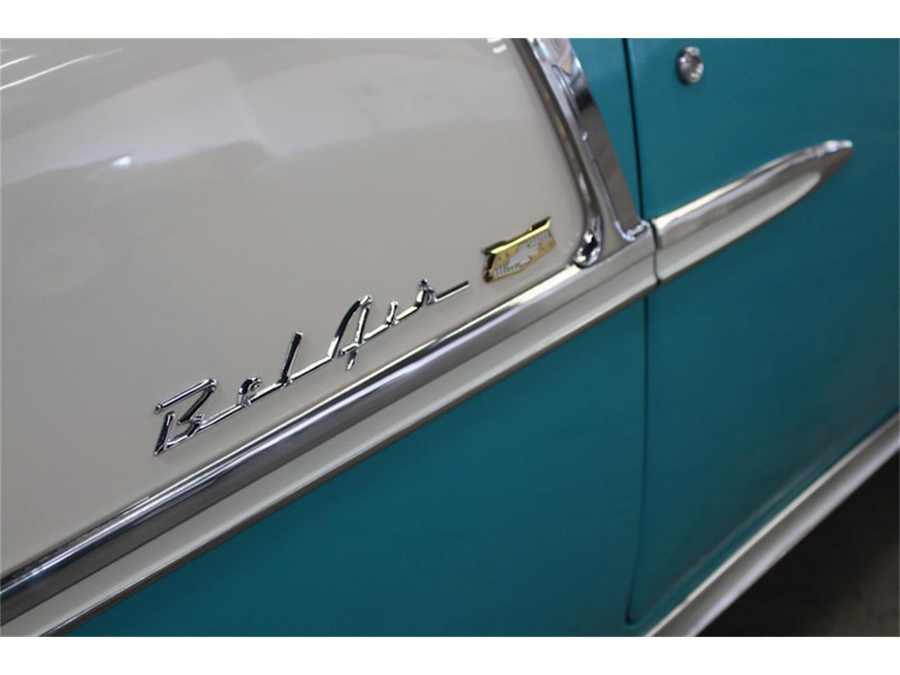 1955 Chevrolet Bel Air for sale in Fairfield, CA – photo 32