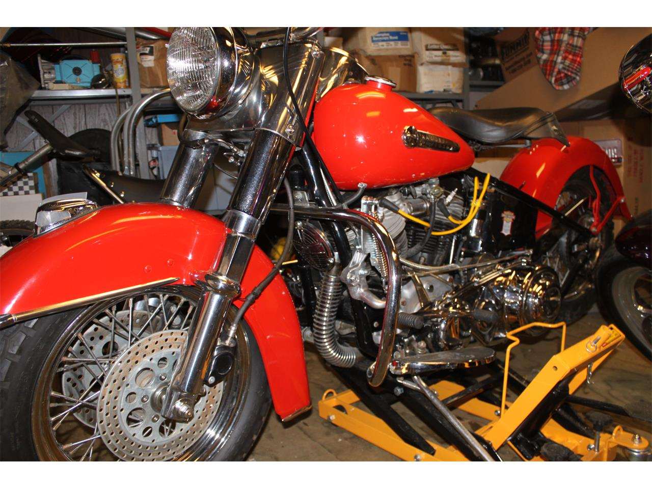 1950 Harley-Davidson Motorcycle for sale in Carnation, WA – photo 12