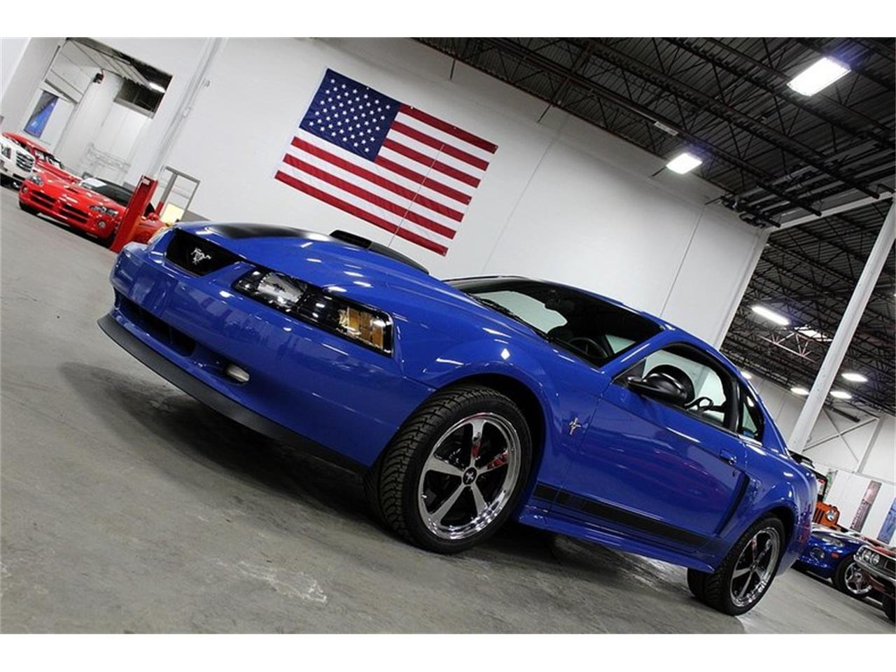 2003 Ford Mustang for sale in Kentwood, MI – photo 92