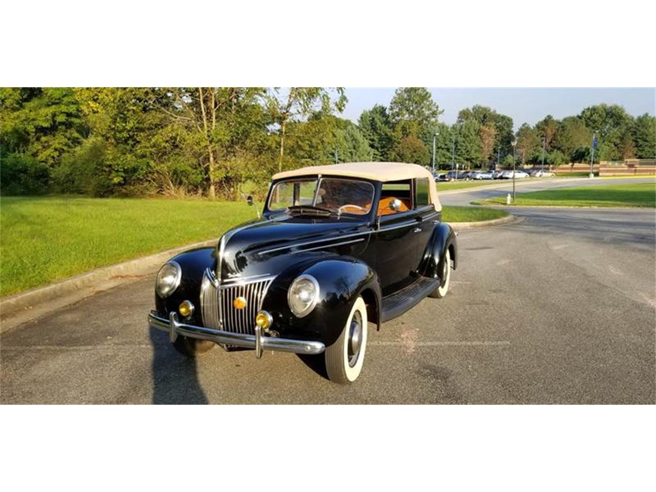1939 Ford Deluxe for sale in Clarksburg, MD