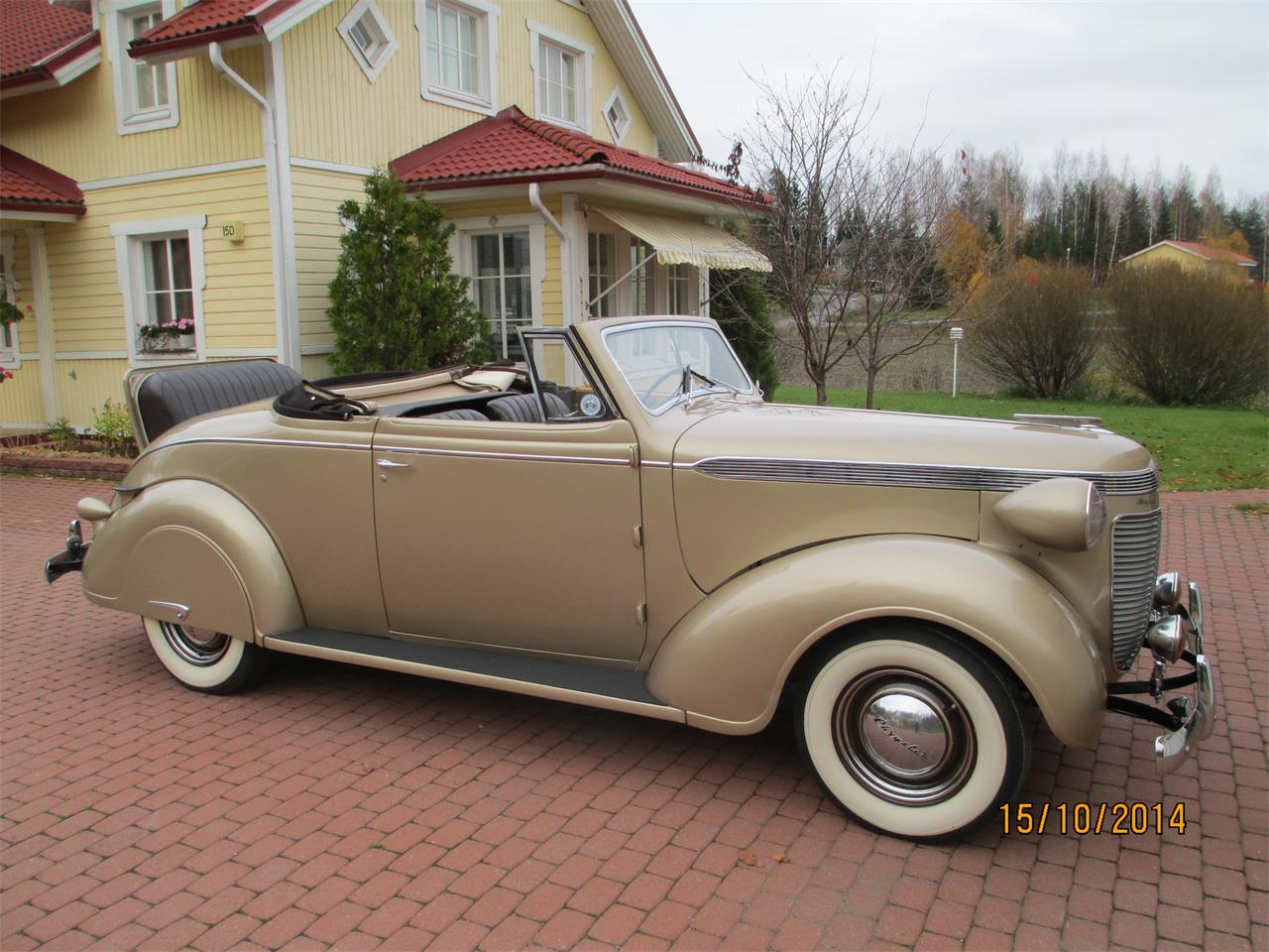 1937 Chrysler Royal for sale in Helsinki, Vantaa – photo 7