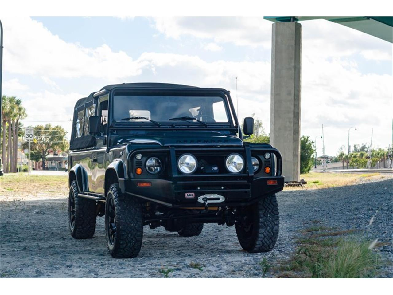 1997 Land Rover Defender for sale in Delray Beach, FL – photo 2