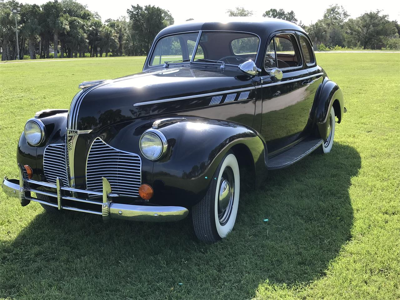 1940 Pontiac Business Coupe for sale in PORT RICHEY, FL