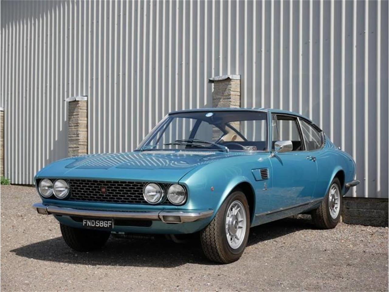 1968 Fiat Dino for sale in Naples, FL