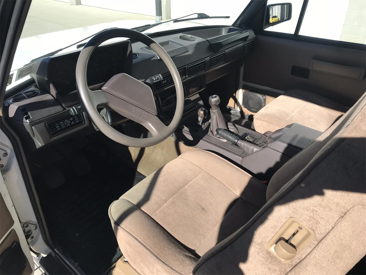 1990 Land Rover Range Rover for sale in Boise, ID – photo 22