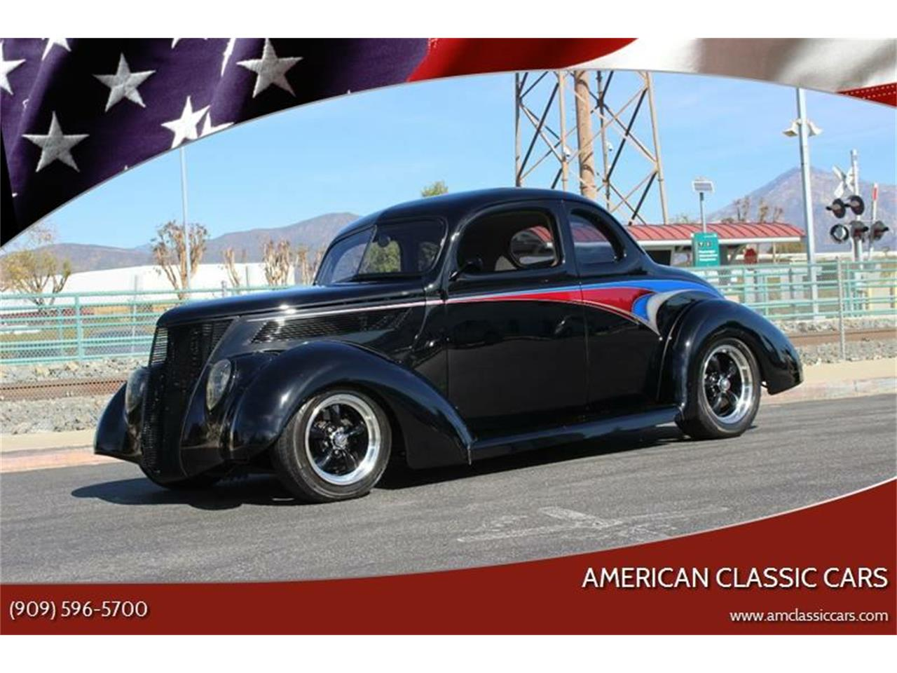 1937 Ford Coupe for sale in La Verne, CA