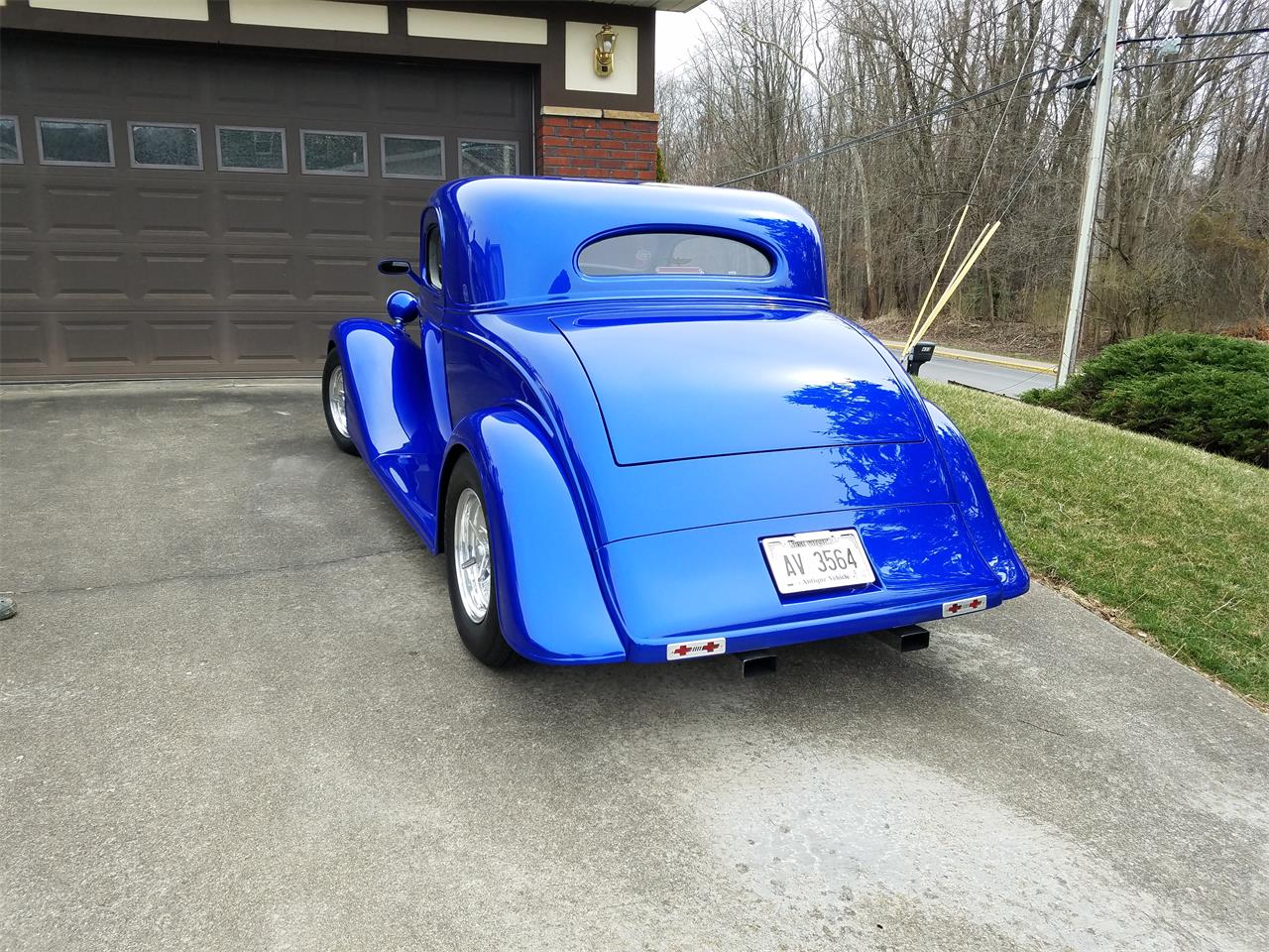 1934 Chevrolet Coupe for sale in Morgantown , WV – photo 10