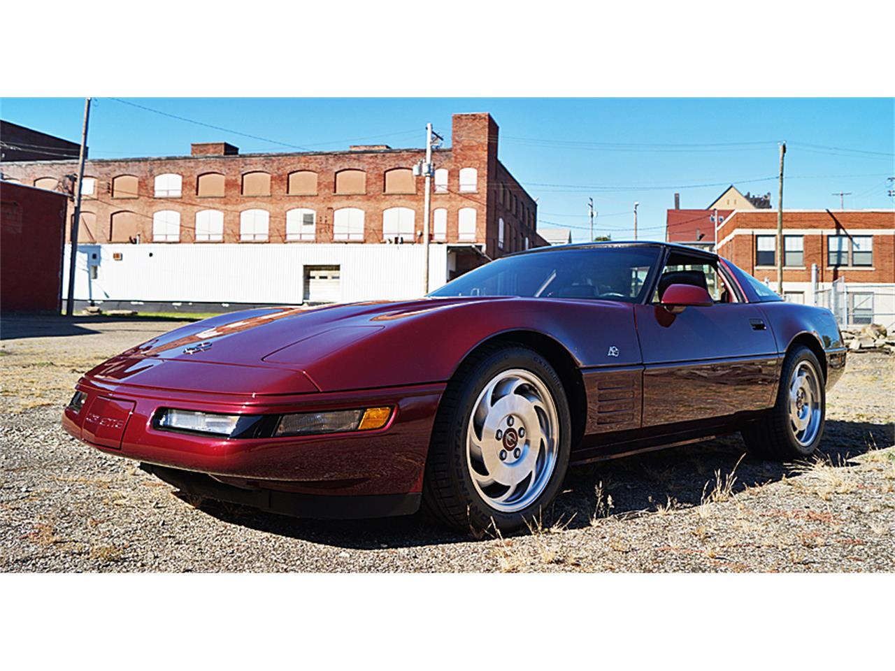1993 Chevrolet Corvette for sale in Canton, OH – photo 8