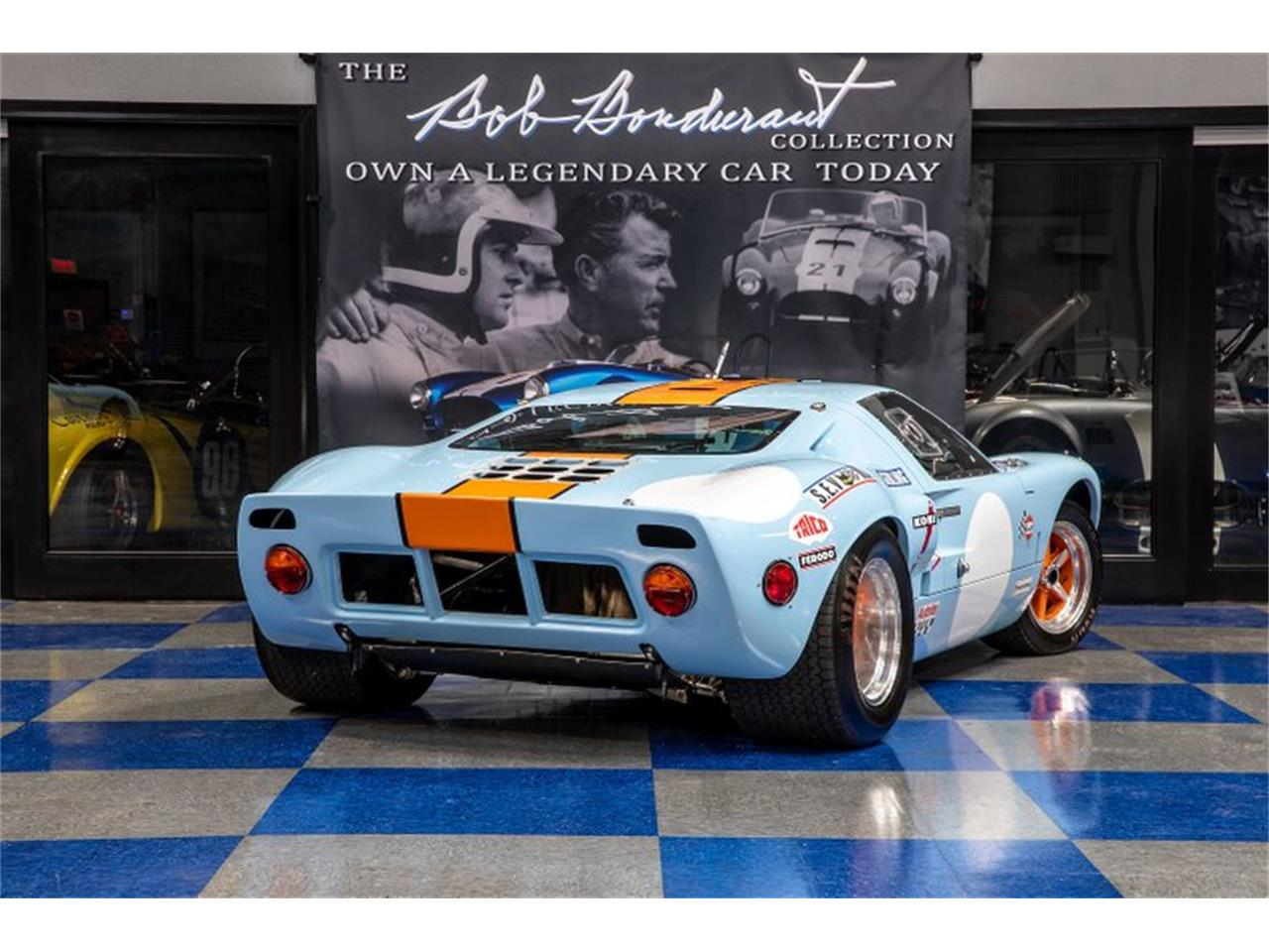 1965 GT40 Superformance MKI for sale in Irvine, CA – photo 5