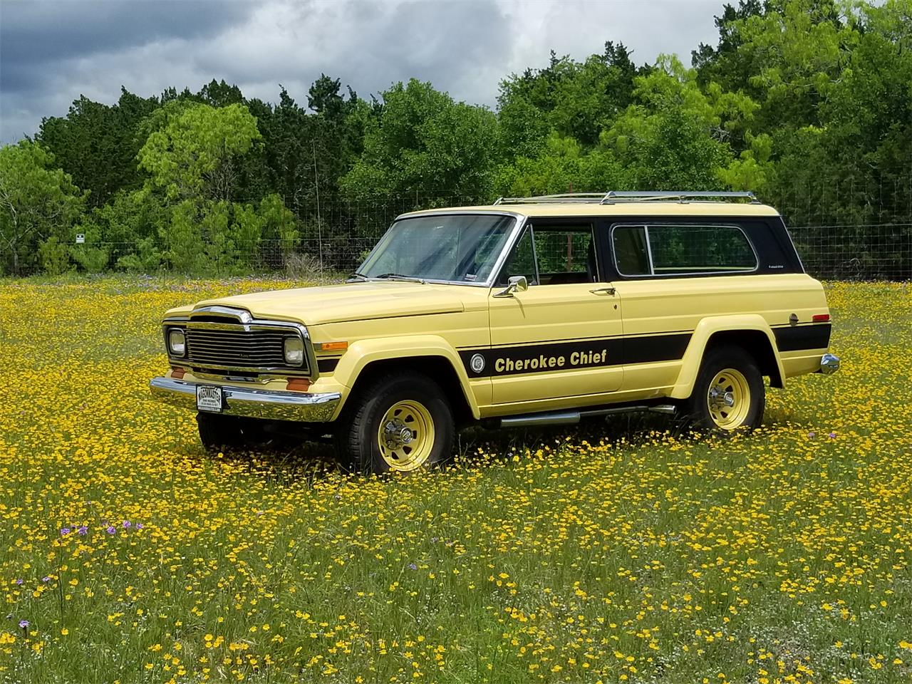 1979 Jeep Cherokee Chief for sale in Kerrville, TX – photo 2