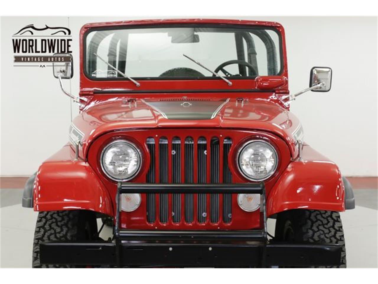 1975 Jeep CJ5 for sale in Denver , CO / ClassicCarsBay.com