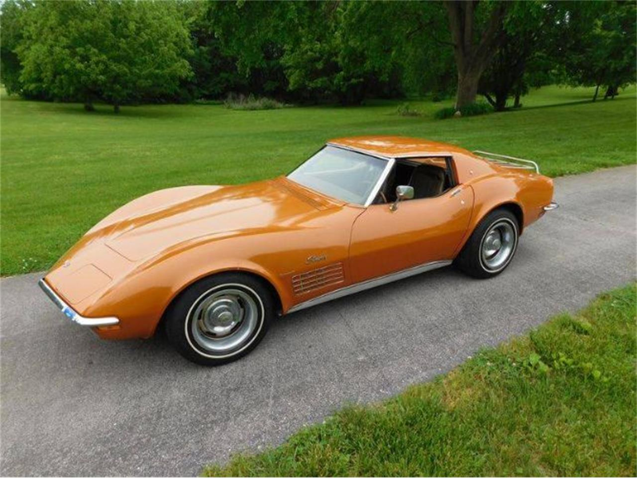 1971 Chevrolet Corvette for sale in Cadillac, MI – photo 16