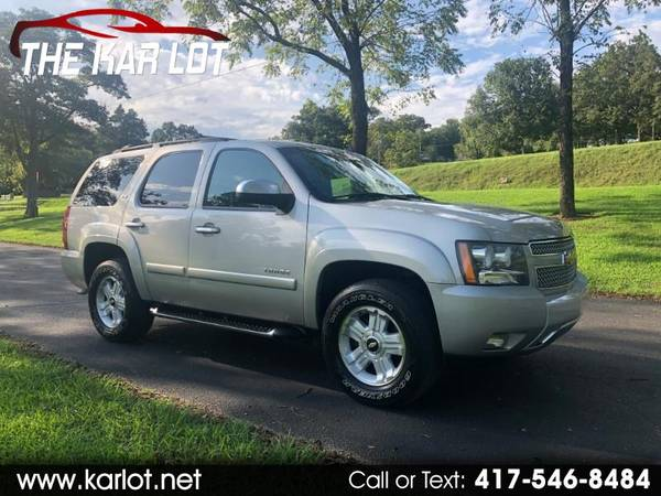 2007 Chevrolet Tahoe Z71 4WD LIKE NEW! for sale in Forsyth, MO