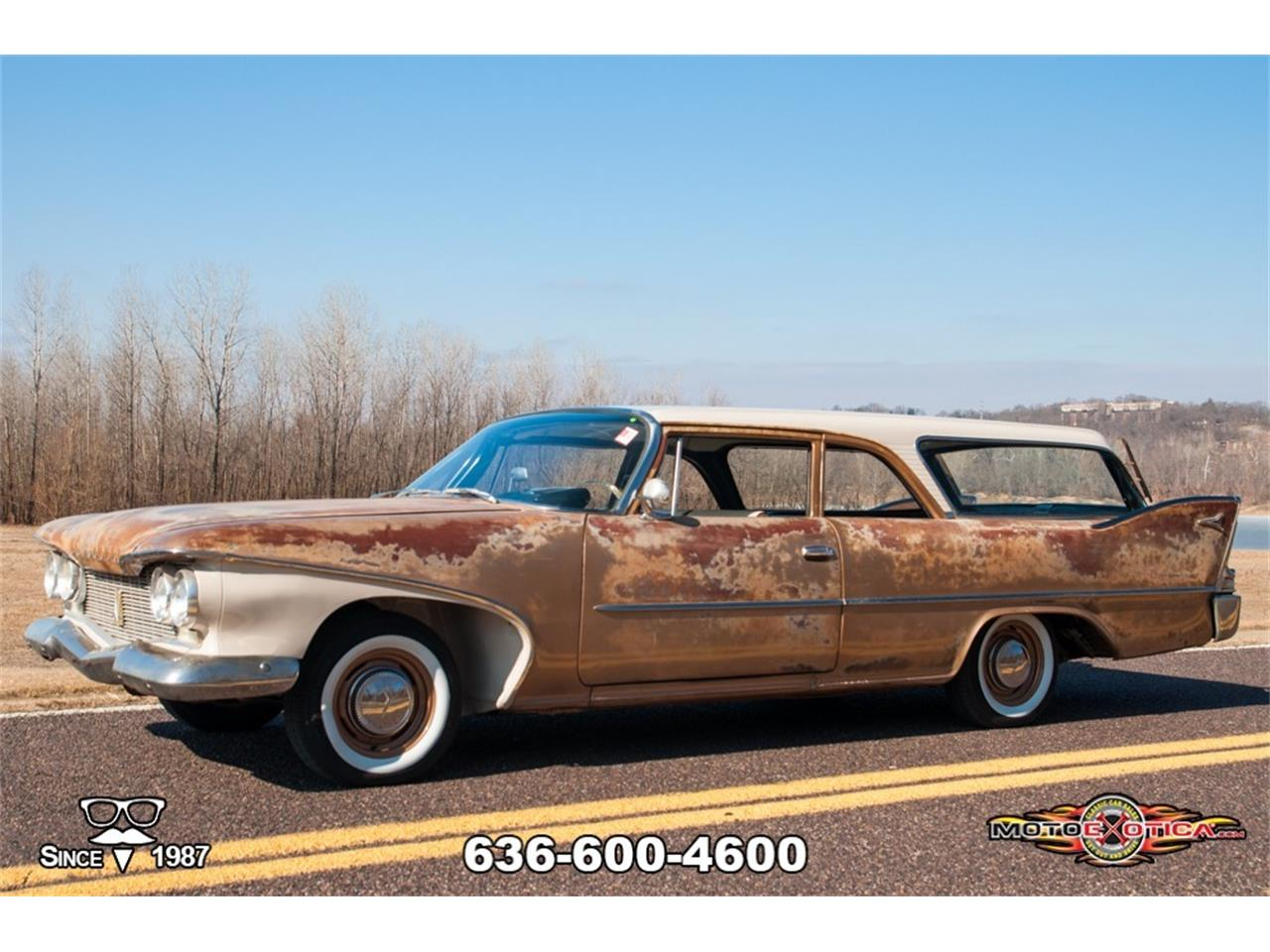 1960 Plymouth Station Wagon for sale in St. Louis, MO – photo 5