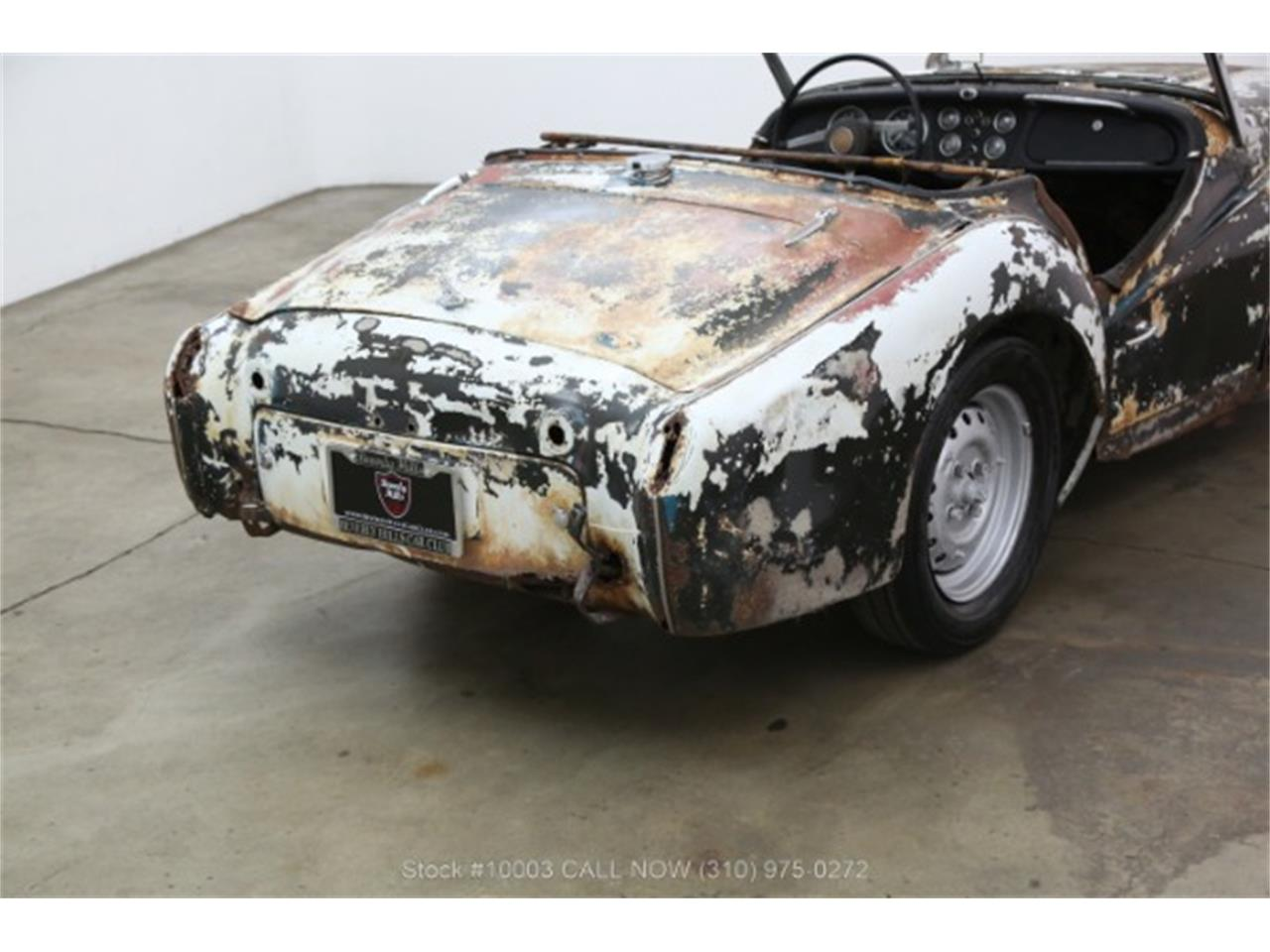 1960 Triumph TR3A for sale in Beverly Hills, CA – photo 19