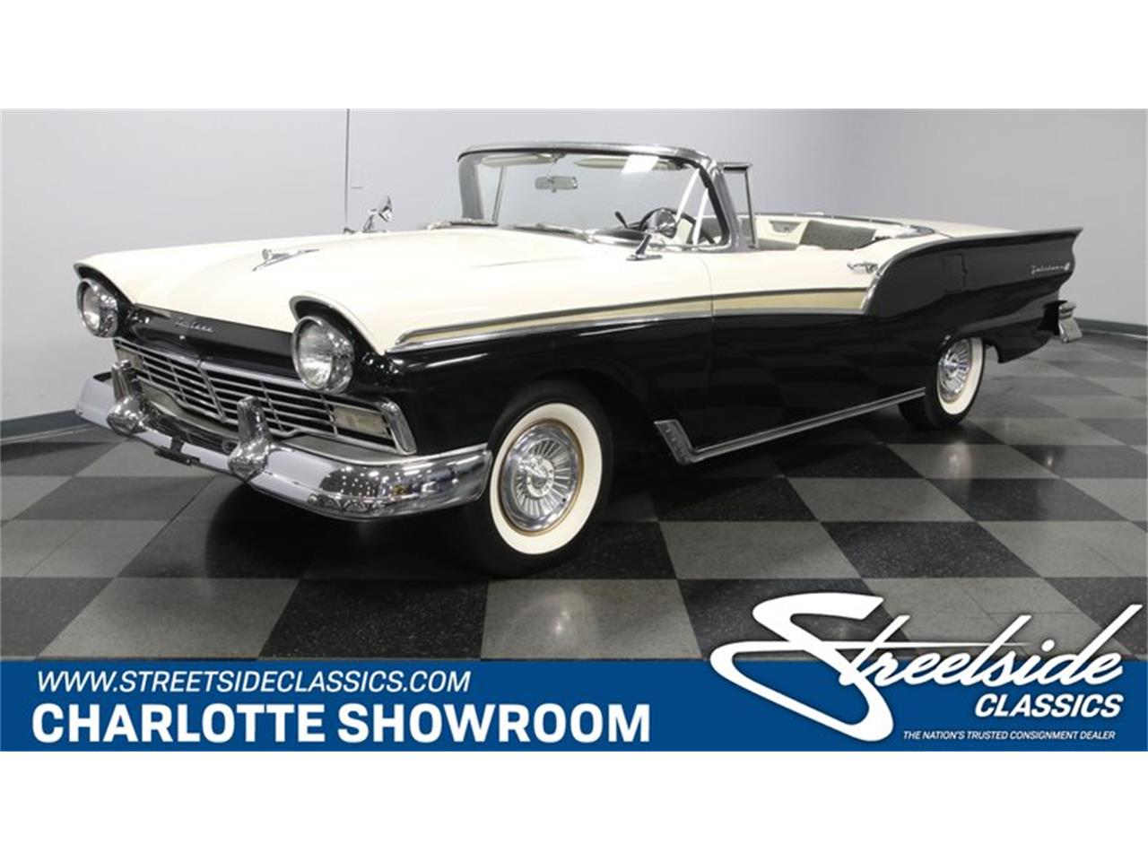 1957 Ford Skyliner for sale in Concord, NC