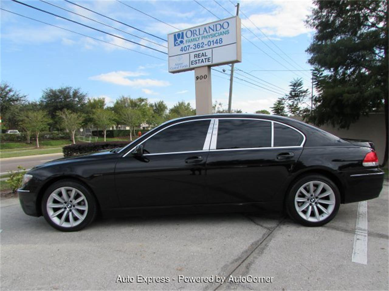 2007 BMW 7 Series for sale in Orlando, FL – photo 5