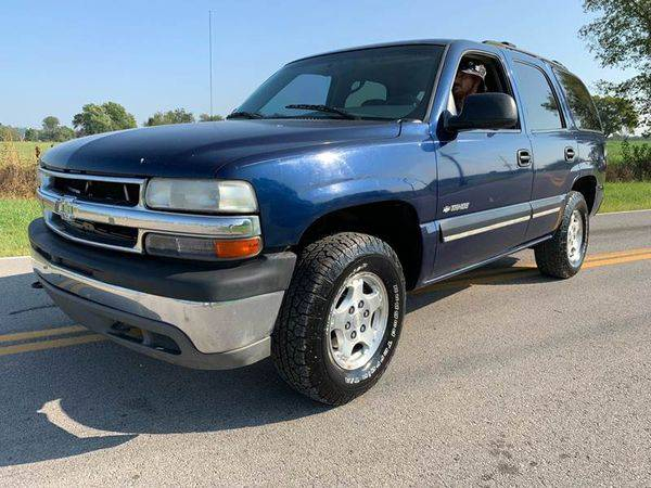 2001 Chevrolet Chevy Tahoe LS 4WD 4dr SUV for sale in Tulsa, OK