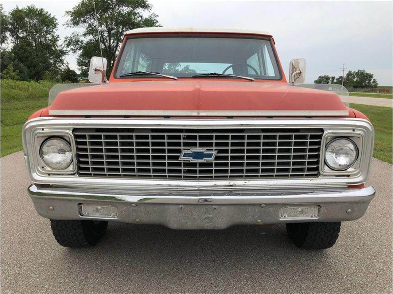 1972 Chevrolet Blazer for sale in Lincoln, NE – photo 6