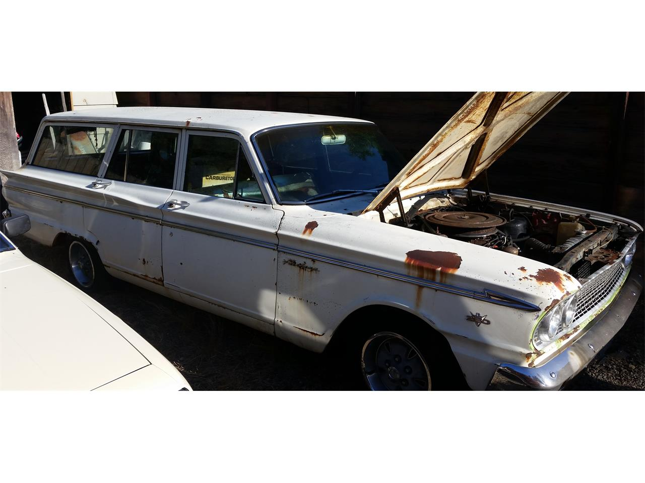 1963 Ford Ranch Wagon for sale in Carnation, WA – photo 4