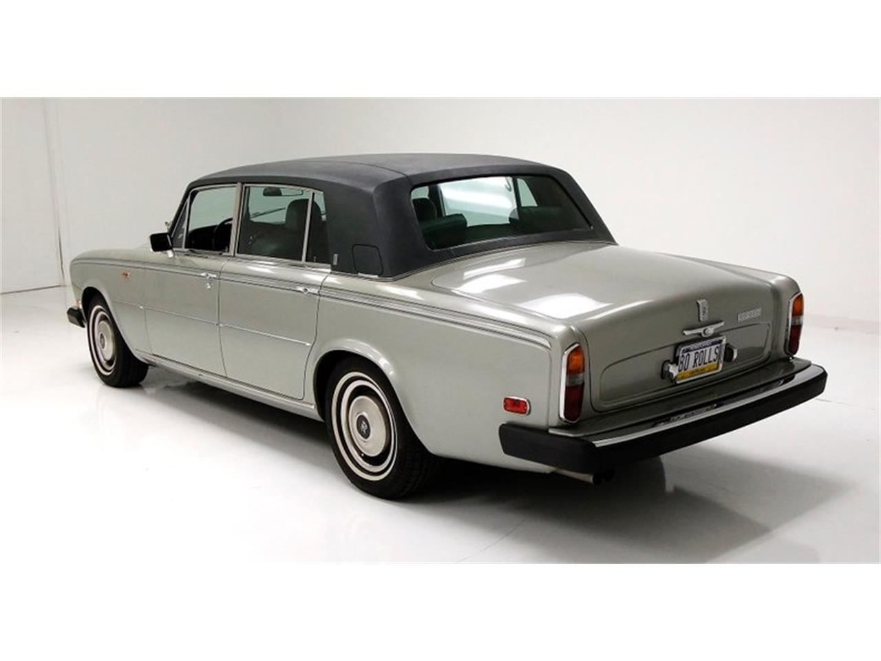 1980 Rolls-Royce Silver Wraith for sale in Morgantown, PA – photo 4