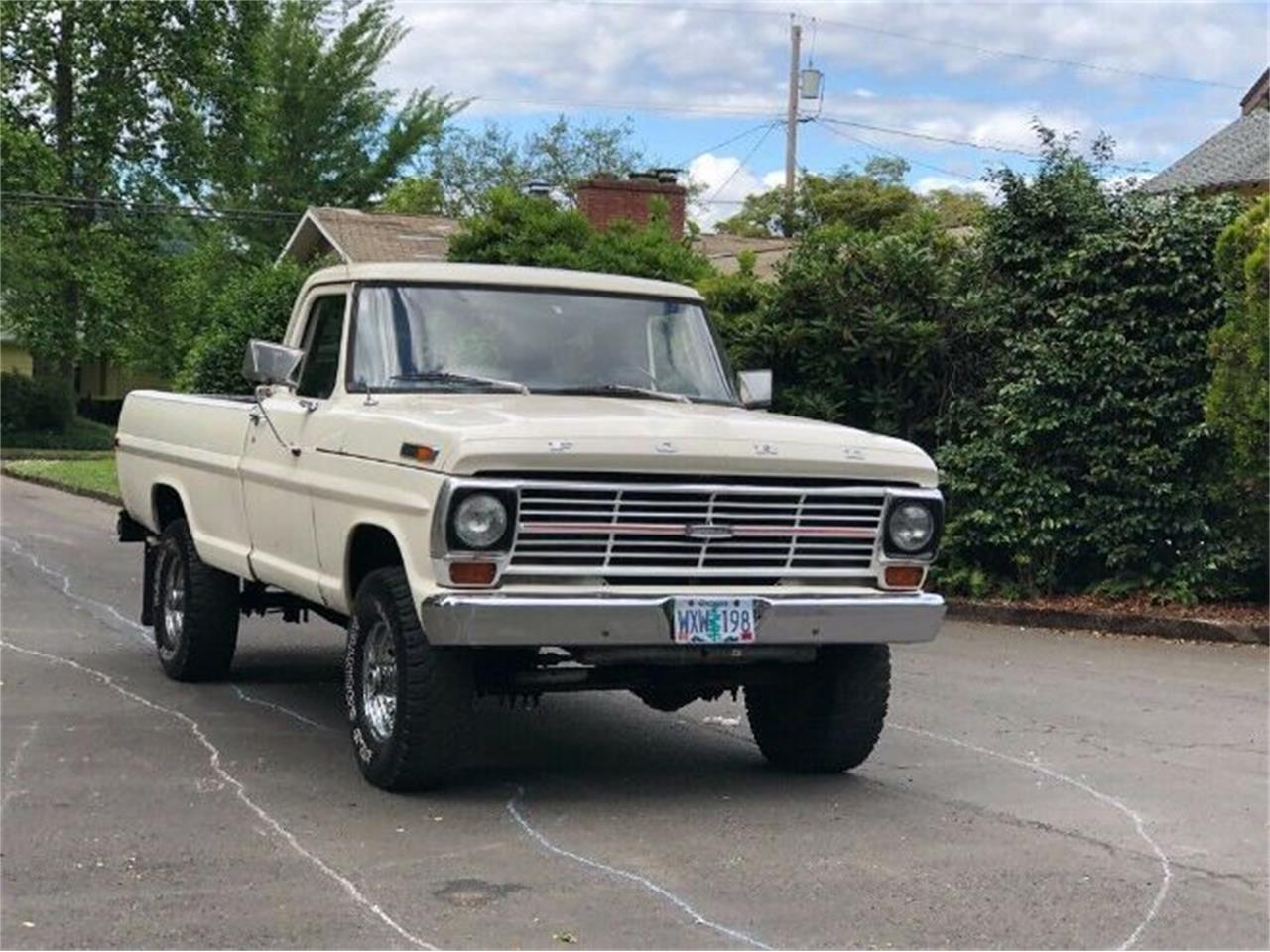 1972 Ford F250 for sale in Cadillac, MI – photo 14