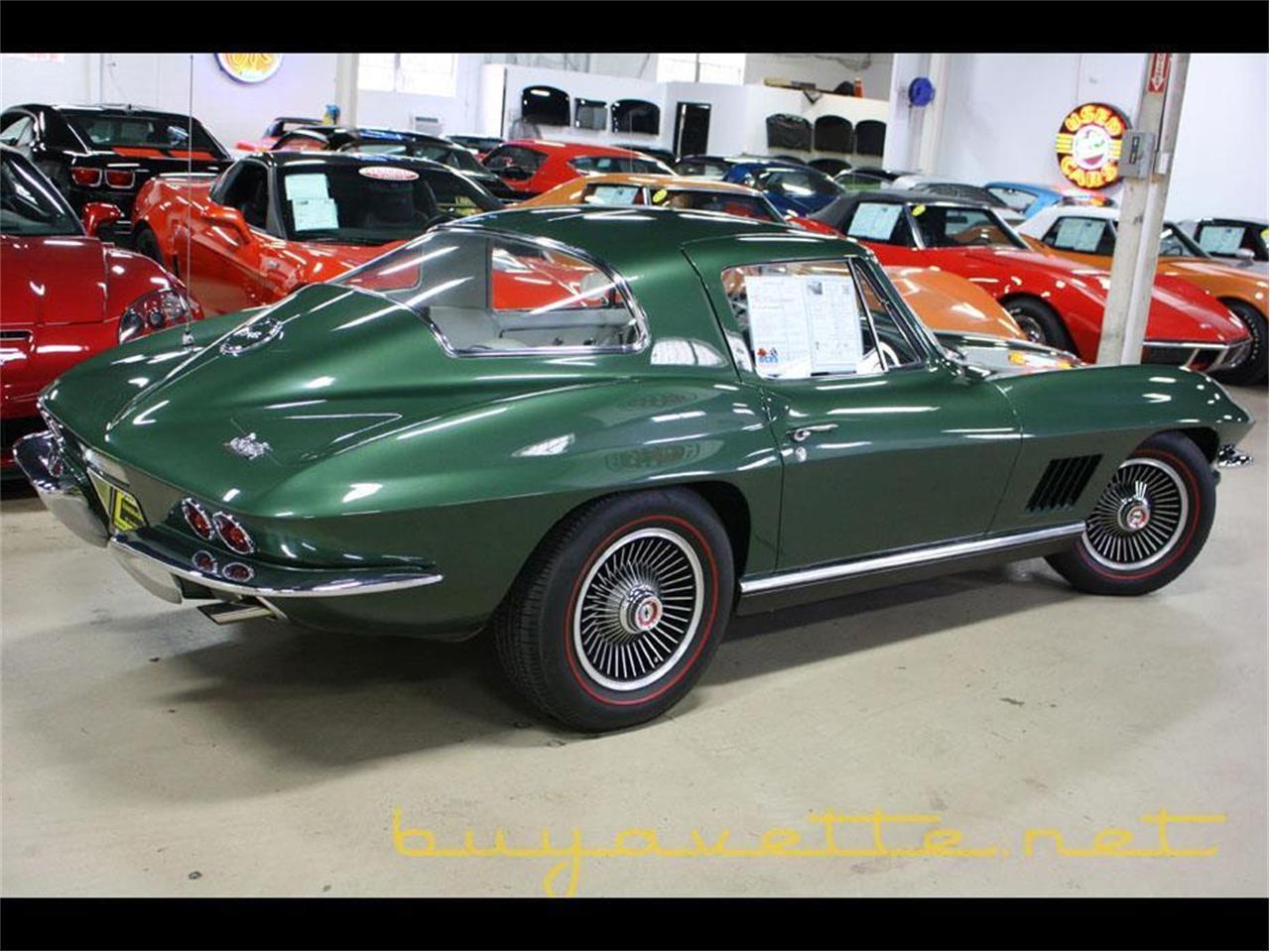 Used Car Dealerships In Atlanta Ga >> 1967 Chevrolet Corvette For Sale In Atlanta Ga