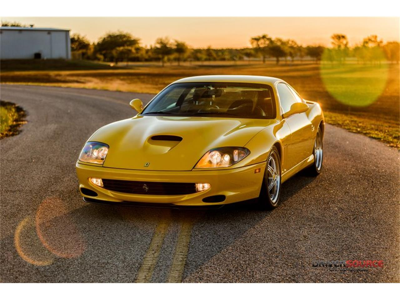 1997 Ferrari 550 Maranello for sale in Houston, TX – photo 49